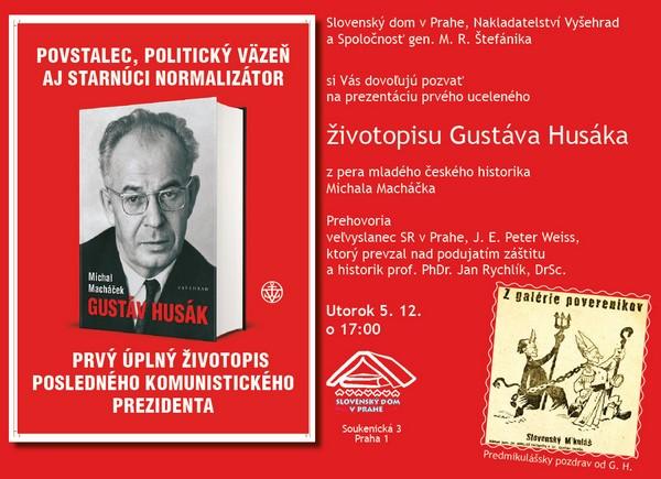 Prezentace Knihy Gustav Husak Knizniklub Cz