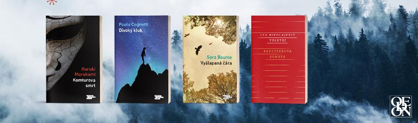 Šéfredaktor Odeonu doporučuje nejlepší knihy pod stromeček!